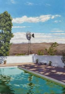 """""""Lord Milner Hotel se swembad, Matjiesfontein"""""""