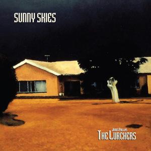 Album omslag van James Phillips and the Lurchers se Sunny Skies met skildery deur Walter Meyer