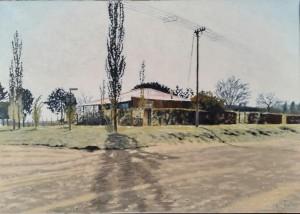 """""""Kunstenaarshuis, Rosendal"""""""